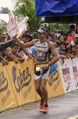Ironman Philippines winner Pete Jacobs — Stock Photo