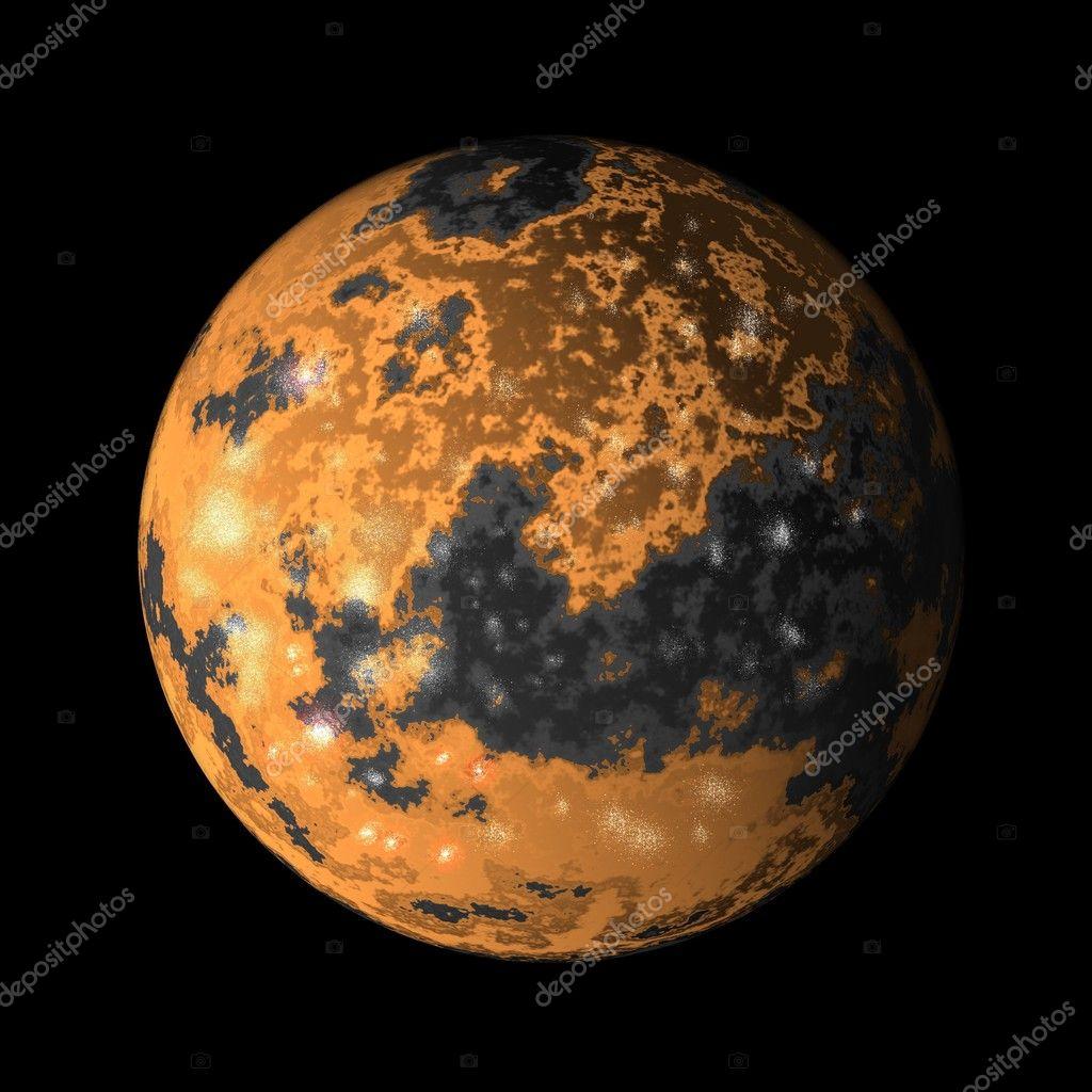 木星卫星木卫三 — 图库照片08patrimonio#7977898