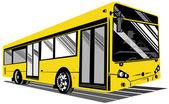 Koç otobüs servisi — Stok fotoğraf