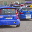 Rally Race Casale Monferrato — Lizenzfreies Foto