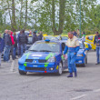 Rally Race Casale Monferrato — Stock Photo