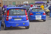 Rally Race Casale Monferrato — Stockfoto