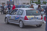 Rally Race Casale Monferrato — ストック写真