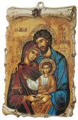 řecké ikona — Stock fotografie