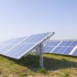 Solar panel — Stock Photo #9764596