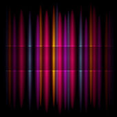 Colorful Vertical Striped Pattern Background — Stock Photo