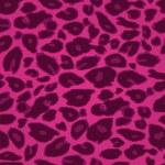 ピンクのチーター プリントのシームレスなパターン — ストックベクタ
