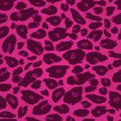 Pink Cheetah Print Seamless Pattern — Stock Vector