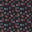 Stock Photo: Seamless Rhomb Pattern