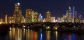 Costa de oro en la noche — Foto de Stock