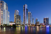 Surfers Paradise, Gold Coast Australia — Stock Photo