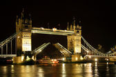 Tower Bridge London England — Zdjęcie stockowe