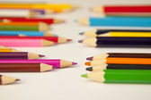 Colour Pencils — Foto Stock
