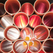 PVC Pipes — Stock Photo #8282248