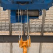 Stock Photo: Overhead Crane