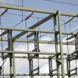 Stock Photo: Power substation
