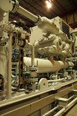 Compressor station — Stock Photo