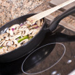 Stir Fry — Stock Photo