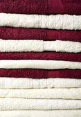 Assorted Towels — Stock Photo