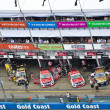 Gold Coast 600 Car Race - Stock Photo
