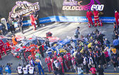 голд-кост 600 автомобилей гонки — Стоковое фото