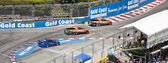 Gara di auto gold coast 600 — Foto Stock