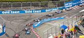 Gold Coast 600 Car Race — Stock Photo