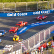 Gold Coast 600 Car Race — Stock Photo