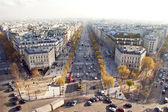 Paris From The Eiffel Tower — Stockfoto