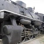 Steam Locomotive — Stock Photo #9535875