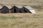 Old Barns — Stock Photo