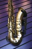 Saxophone — Stock Photo