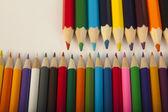 Farben Sie meiner Welt — Stockfoto