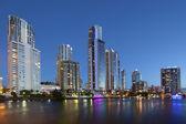 Brisbane At Night — Stock Photo