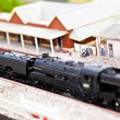 Model Trains — Stock Photo