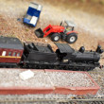 Model Trains — Stock Photo #9861953