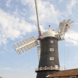 Stock Photo: Skidby windmill