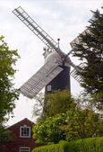 Skidby windmill — Stock Photo