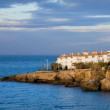 Nerja Coastline in Spain — Stock Photo