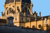 Katedrála Almudena v Madridu — Stock fotografie