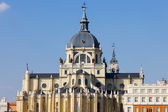 Basilica San Francisco el Grande in Madrid — Stock Photo