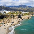 Nerja Town on Costa del Sol in Spain — Stock Photo