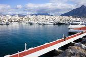 Puerto banus en espagne — Photo
