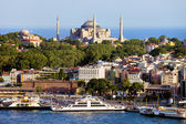 City of Istanbul — Stock Photo