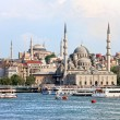 Stock Photo: City of Istanbul