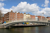 Dublin Scenery — Stock Photo