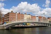 Dublin scenérie — Stock fotografie