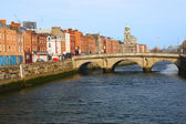 City of Dublin — Stock Photo