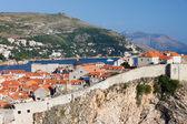 Dubrovnik Old City in Croatia — Stock Photo