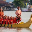 Royal Barge in Bangkok - Stockfoto